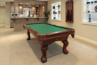 Expert pool table setup in Amarillo content img2