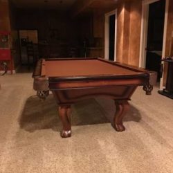 Pool Table New Condition