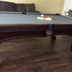 Olhausen pool table 8'